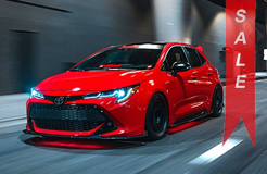 Picture for category Corolla H/B 2019+ Specials