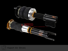 Picture of KSport Airtech Air Suspension System - Struts Only  - BRZ