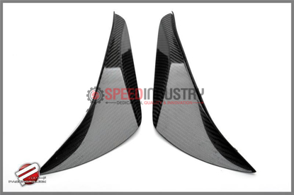 Picture of Password JDM Dry Carbon Canards Outer