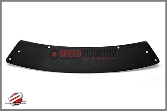 Picture of Password JDM Dry Carbon Front Splitter - Center