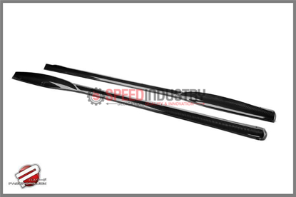 Picture of Password JDM Dry Carbon Side Skirts