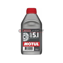 Picture of Motul DOT 5.1 Brake Fluid 1/2L Bottle (16.9oz)