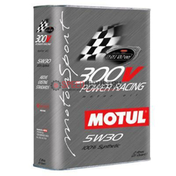 Picture of Motul 300V Synthetic Ester 5w-30 Racing Oil (2 Liters)