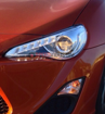 Picture of Winjet JDM-Style Series 10 FRS Headlights with LED Day-Time Running Light (Chrome)