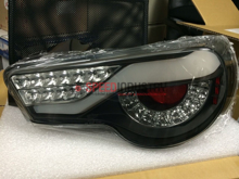 Picture of Spyder Version 2 Tail Lights- Black