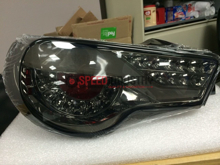 Picture of Spyder Version 2 Tail Lights-Smoke