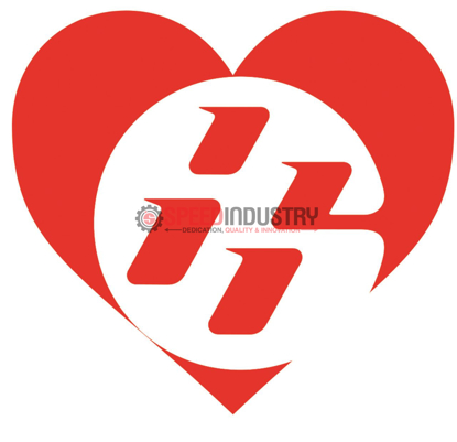 Picture of I Heart 86 Sticker (Pair)