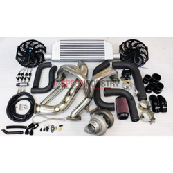 Picture of Full Blown FRS Stage 1 Base Turbo Kit