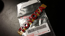 Picture of Toyota Emblem for Trunk - RED