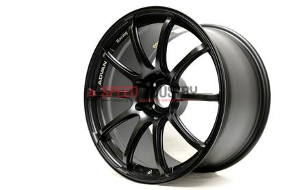 Picture of Advan Racing RSII 18 x 9.5 5x100 +42 Semi Gloss Black Wheel