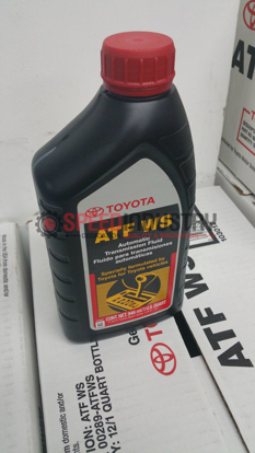 Picture of Toyota Automatic Transmission Fluid ATF WS