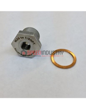 Picture of Killer B M20 (OEM) to 1/8NPT Oil Temperature Sensor Adapter