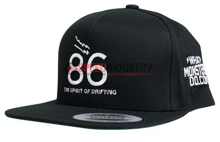 "Picture of What Monsters Do ""86"" Snap Back Hat"