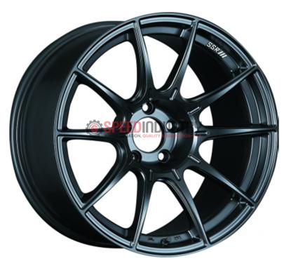 Picture of SSR GTX01 17X9.0 +38 Flat Black Wheel