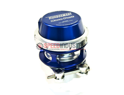 Picture of Turbosmart Race Port 50mm Blow Off Valve (Blue)