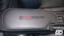 Picture of Silver Stitched GT86 Armrest - RHD