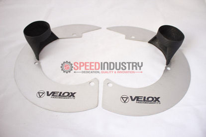 Picture of Verus FR-S / BRZ / GT86 - Backing Plate and Duct Kit