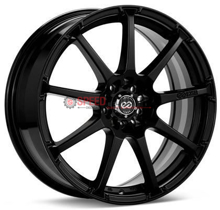 Picture of Enkei EDR9 18x7.5 5x100/114.3 +45 Black Wheel