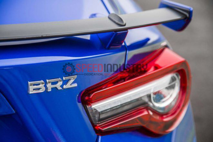 Picture of OEM Subaru BRZ Rear Trunk Spoiler (Unpainted)
