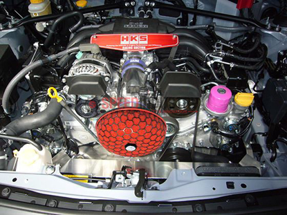 Picture of HKS RS Air Intake ZN6/ZC6 86/BRZ FA20