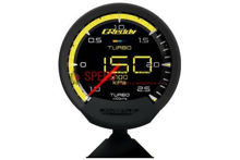 Picture of GReddy Sirius Unify Turbo Boost Gauge Set