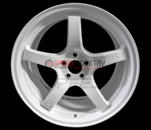 Picture of Gram Lights 57CR 17x9 5x100 +38 Ceramic White Pearl Wheel