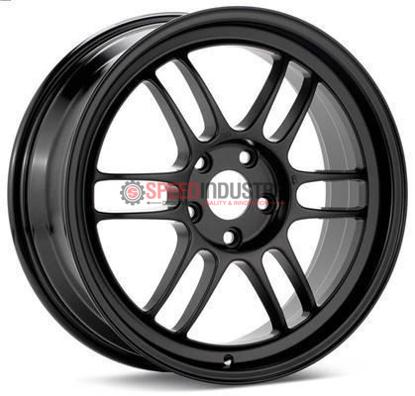 Enkei RPF1 17x9 5x100 +45 Black Wheel