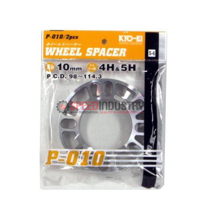 Picture of Project Kics 10mm Universal Slip-On Spacers (Pair)