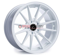 Picture of Cosmis R1 18x9.5 5x100 +35 White