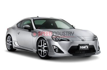 Picture of TOMS Aero Parts Set 2012-16 TOYOTA FRS/ FT86