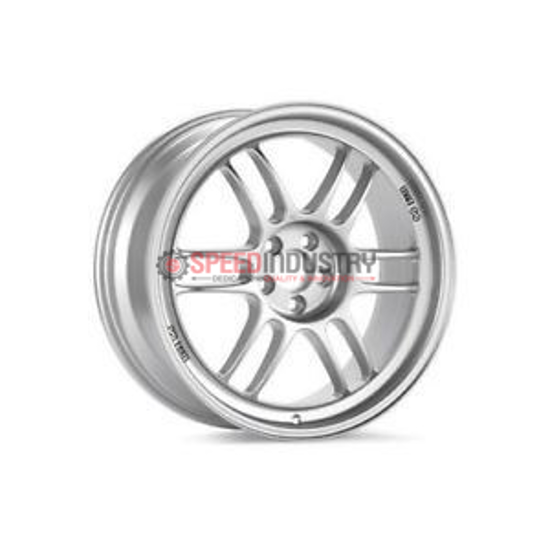 Picture of Enkei RPF1 17x9 5x100 +35 Silver Wheel