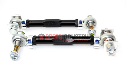Picture of SPL TITANIUM Rear Toe Arms w/Eccentric Lockout FR-S/BRZ/WRX