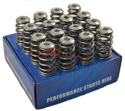 Picture of SuperTech 74lb Valve Springs and Titanium Retainer Kit