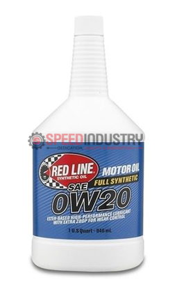 Picture of Red Line 0w-20 Synthetic Motor Oil 1qt