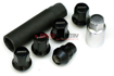 Picture of Rays 17 Hex 12x1.25 Black Lug Nuts