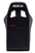 Picture of Sparco Sprint Competition Black Bucket Seat (DISCONTINUED)