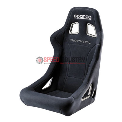 Picture of Sparco Sprint Competition Large Black Bucket Seat