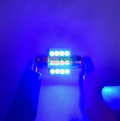 Picture of LED WERKS Blue Dome Light Bulb