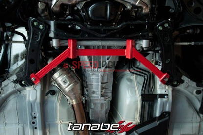 Picture of Tanabe Sustec Front 4-Point Under Brace FRS/BRZ/86