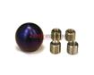Picture of MXP Burnt Titanium Spherical Shift Knob
