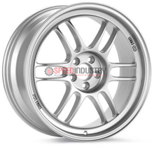 Picture of Enkei RPF1 17x9 5x100 +45 Silver Wheel