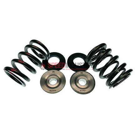 Picture of Brian Crower Single Spring & Titanium Retainer Kit w/Seats FRS/BRZ/86