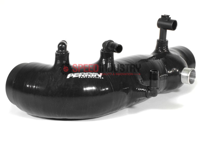 Picture of Perrin Turbo Inlet Hose - 2004+ STI (Black)