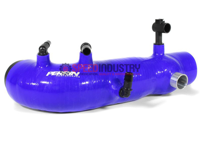 Picture of Perrin Turbo Inlet Hose - 2004+ STI (Blue)
