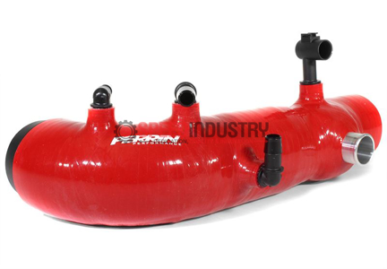 Picture of Perrin Turbo Inlet Hose - 2004+ STI (Red)