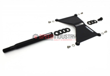 Picture of Perrin Front License Plate Relocation Kit - 2015+ WRX/STI