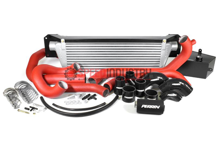 Picture of Perrin Front Mount Intercooler - 2015+ STI (Silver Core)