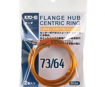 Picture of KYO-EI 73/64 Flange Hub Centric Rings FRS/BRZ/86 (2pc)