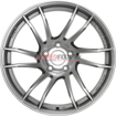 Picture of Gram Lights 57XTC 18x9.5 +38 5x100 Shining Silver