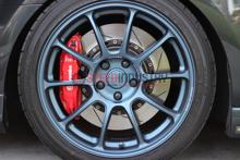 Picture of Volk ZE40 Matte Blue Gunmetal 18x8.5 +45 5x100